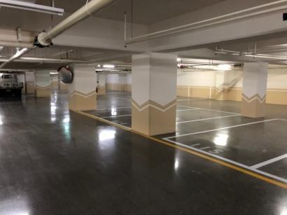 吉隆建設-天森-地下停車場